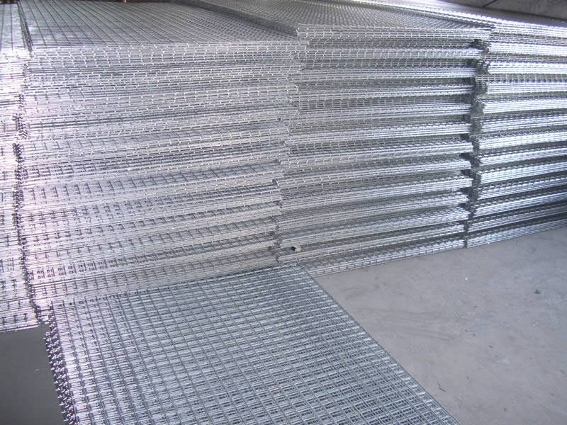 Galvanized/Galfan Welded Wire Mesh Panel for Gabion Boxes and ...