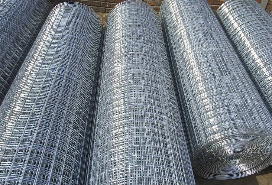 Hot Dipped Galvanized before/after Welding Mesh Panel