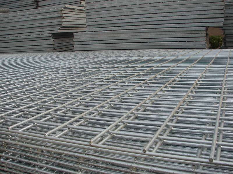 Concrete Wire Mesh Sheets: Reinforcement Electro Welded Wire