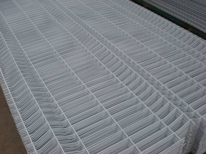 welded wire mesh and crimped wire mesh  pvc  ss