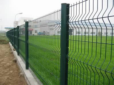 3d security fence protects safety of residence factory for 3d fence