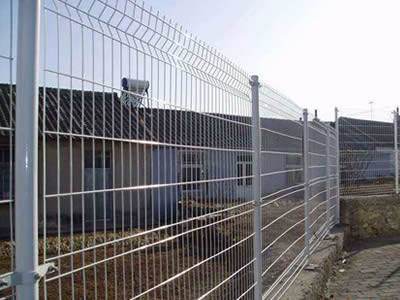 Welded Razor Wire Fence - Double Protection for Site