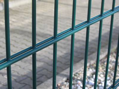 Galvanized Double Wire Fence Technique Specifications