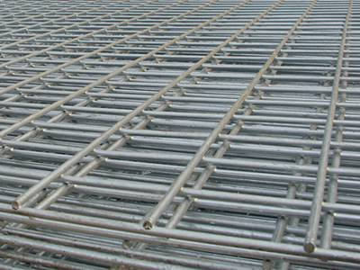 Welded Construction Mesh: Heavy Type Welded Wire Mesh