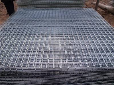 Welded Galvanized Wire Mesh | Hot Dipped Galvanized Welded Wire Mesh Panels Rolls
