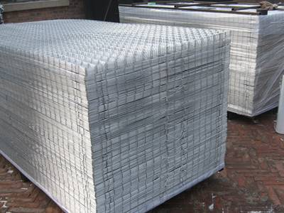 Hot-Dipped Galvanized Welded Wire Mesh Panels/Rolls