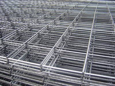 Welded Construction Mesh: Heavy Type Welded Wire Mesh