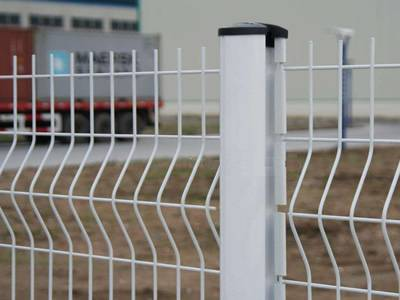 Metal Fence Posts Amp Accessories Components Of Welded
