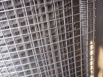 Square Welded Wire Mesh Pvc Coated Galvanized Or Low