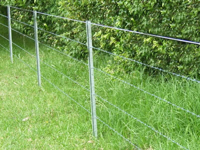 Star Picket Ideal For Field Fence And Barbed Wire Supporting