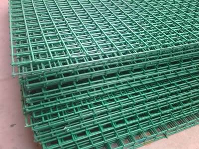 Vinyl Coated Welded Wire Fabric for Earth & Concrete Reinforcement