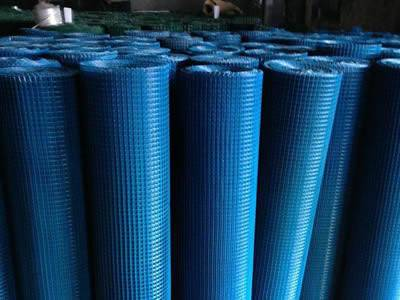 Vinyl Coated Welded Wire Fabric for Earth & Concrete