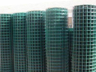 Vinyl Coated Welded Wire Fabric For Earth Amp Concrete