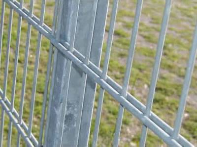 galvanized double Wire Fence