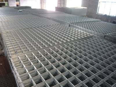 Welded Wire Mesh in Construction: Welded Reinforcement