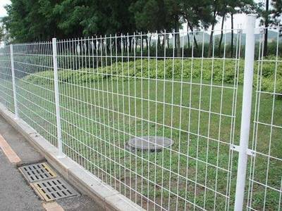 Welded Wire Fence and Double Wire Fence, Galvanized or PVC ...