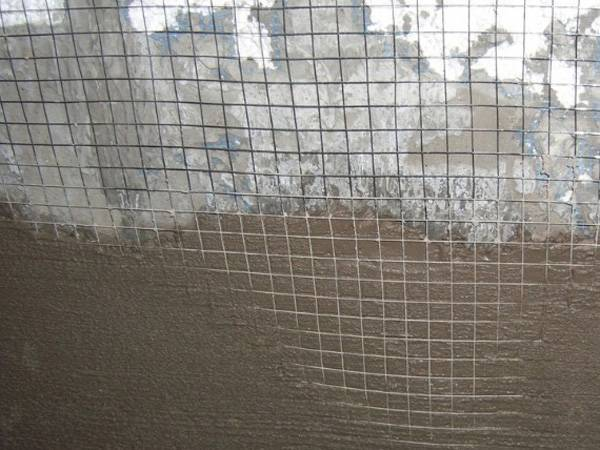 Steel Wire Mesh Is To Prevent Wall Cracking